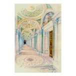Congressional Library Washington DC 1897 Posters