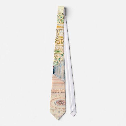 Congressional Library Washington DC 1897 Custom Ties