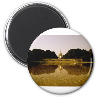 Congressional reflections 2 inch round magnet