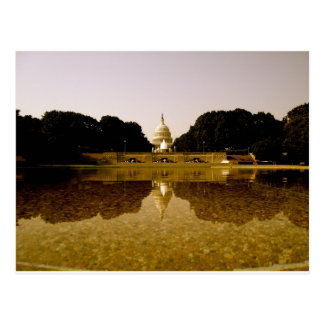 Congressional reflections postcards