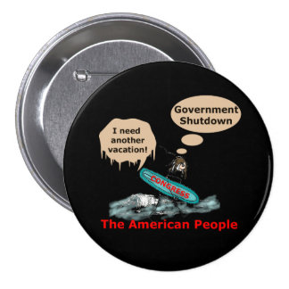 Congressional Vacation Buttons
