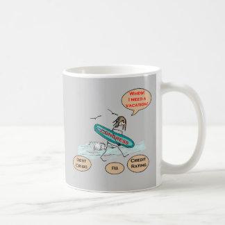 Congressional Vacation Coffee Mug