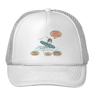 Congressional Vacation Trucker Hat