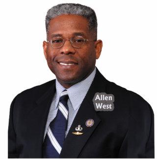 Congressman Allen West Cutout