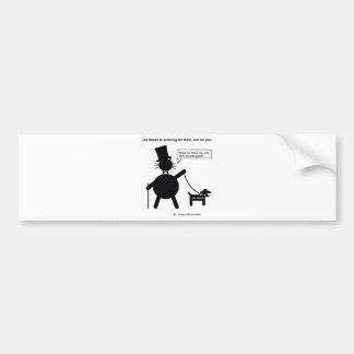 Congressman Joe Walsh Bumper Sticker