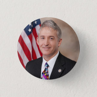 Congressman Trey Gowdy Pinback Button