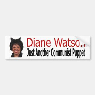 Congresswoman Diane Watson Bumper Sticker Car Bumper Sticker