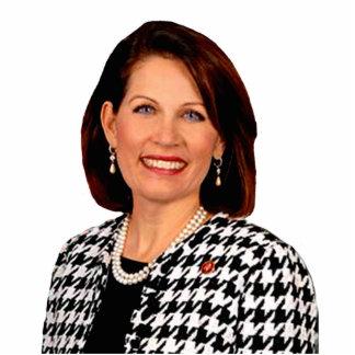 Congresswoman Micaela Bachman Fotoescultura Vertical