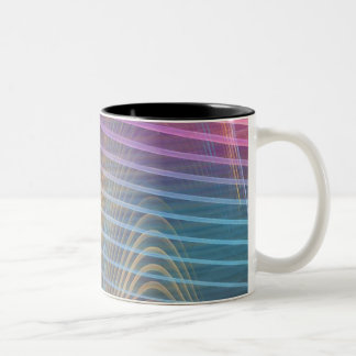 Congruence Two-Tone Coffee Mug