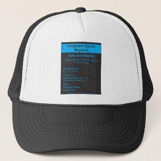 Congruent Spaces Issue 4 Cover Design Hat
