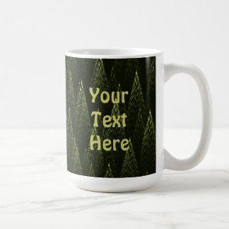 Conifers Coffee Mug