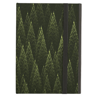 Conifers iPad Air Cases