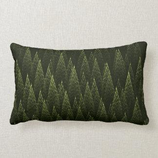 Conifers Lumbar Pillow