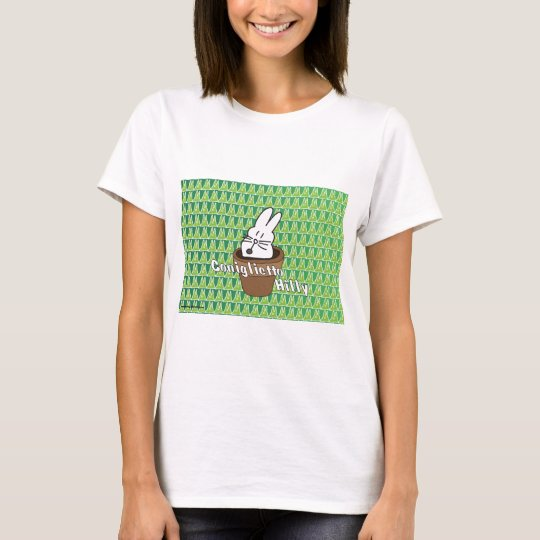 coniglietto hilly desktop T-Shirt