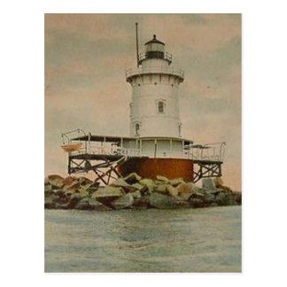 Conimicut Lighthouse Postcard