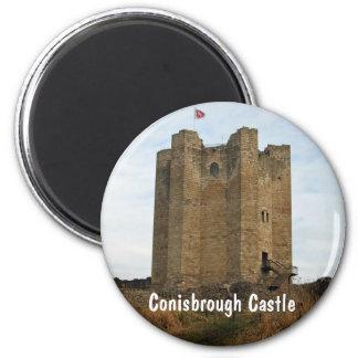Conisbrough Castle Magnet