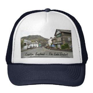 Coniston, England Trucker Hat