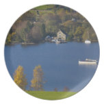 Coniston Water, Lake District, Cumbria, England Dinner Plates