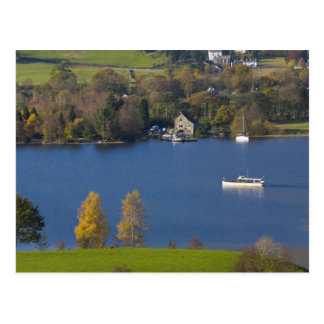 Coniston Water, Lake District, Cumbria, England Post Card