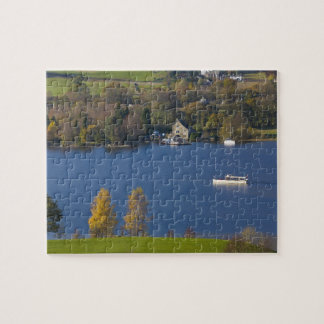 Coniston Water, Lake District, Cumbria, England Puzzles