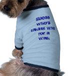 conjetura que camiseta de mascota
