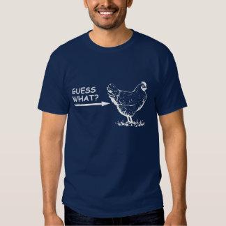 ¿Conjetura qué? Camiseta Remera