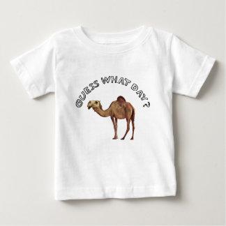 ¿conjetura qué día? chepa del camello camisas