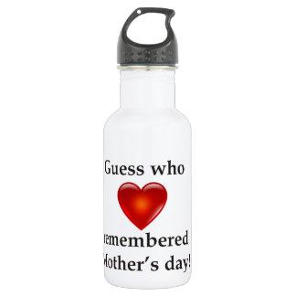 Conjetura que recordaba día de madres