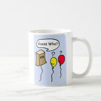 Conjetura que, taza de café secreta de PAL de la