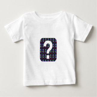 CONJETURE el arte NVN543 del símbolo de la Playera De Bebé