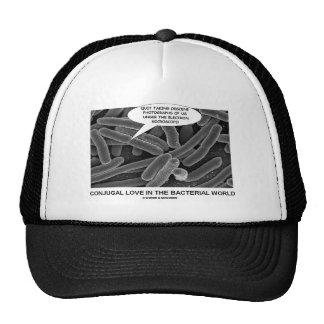 Conjugal Love In The Bacterial World Trucker Hat