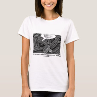 Conjugal Love In The Bacterial World T-Shirt