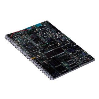 Conjunto de circuitos cuaderno