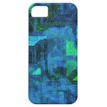 Conjunto de circuitos de alta tecnología iPhone 5 Case-Mate funda