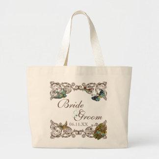 Conjunto del boda de Botanica - la bolsa de asas p
