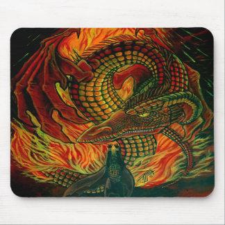Conjure the Dragon DSC_0209 Mouse Pads