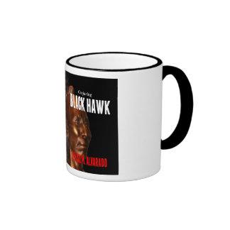 Conjuring Black Hawk Custom 11 oz Ringer Mug