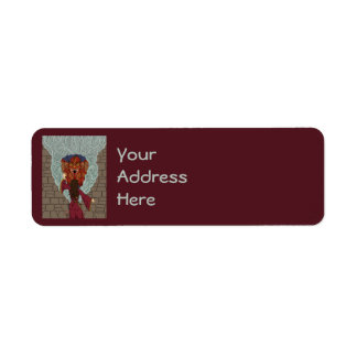 Conjuring the Dragon Return Address Labels