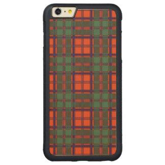 Conley clan Plaid Scottish kilt tartan Carved® Maple iPhone 6 Plus Bumper Case