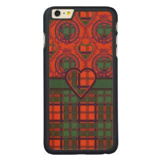 Conley clan Plaid Scottish kilt tartan Carved® Maple iPhone 6 Plus Slim Case