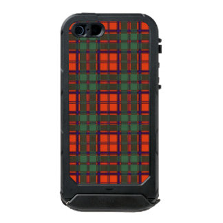 Conley clan Plaid Scottish kilt tartan Incipio ATLAS ID™ iPhone 5 Case