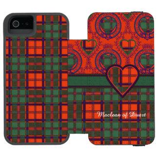 Conley clan Plaid Scottish kilt tartan Incipio Watson™ iPhone 5 Wallet Case