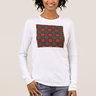 Conley clan Plaid Scottish kilt tartan Long Sleeve T-Shirt