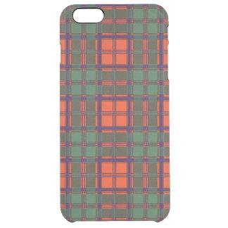 Conley clan Plaid Scottish kilt tartan Uncommon Clearly™ Deflector iPhone 6 Plus Case