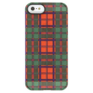 Conley clan Plaid Scottish kilt tartan Uncommon Permafrost® Deflector iPhone 5 Case