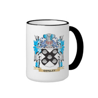 Conley Coat of Arms - Family Crest Coffee Mugs