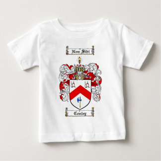 CONLEY FAMILY CREST -  CONLEY COAT OF ARMS BABY T-Shirt