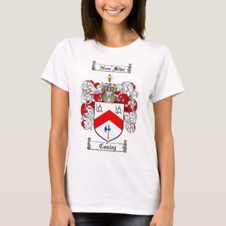 CONLEY FAMILY CREST -  CONLEY COAT OF ARMS T-Shirt