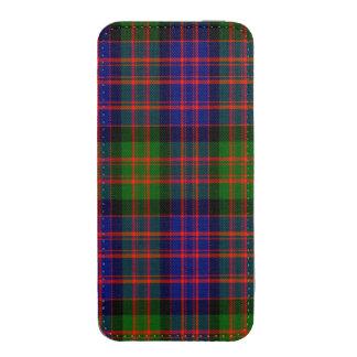 Conley Scottish Tartan iPhone 5 Pouch