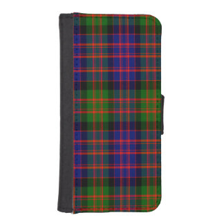 Conley Scottish Tartan iPhone 5 Wallets